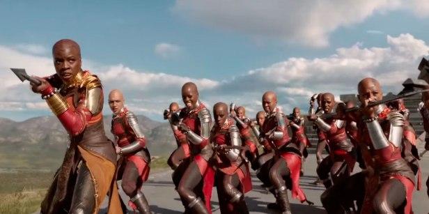 Wakandan Guard