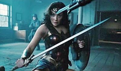 Diana in battle
