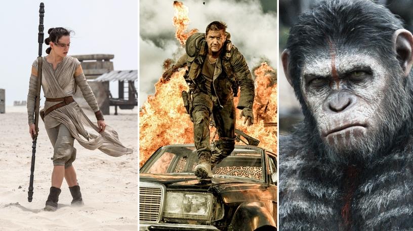 21st century sci-fi movies