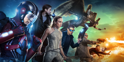 DC Comics' Legends of Tomorrow