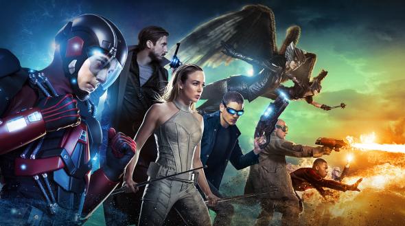 DC Comics' Legends of Tomorrow