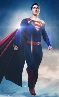 Superman CW tv series