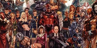X-Men characters