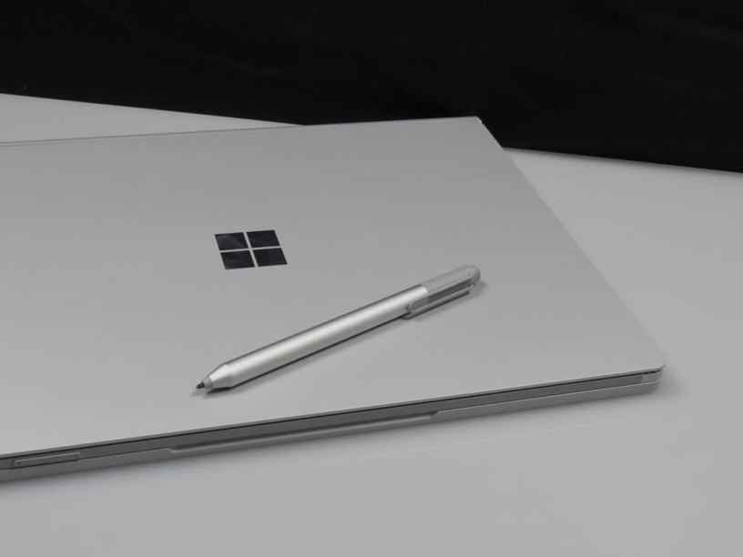 Surface book and pen
