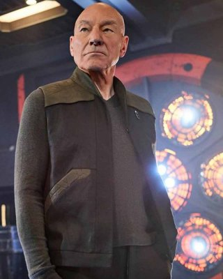 Jean-Luc Picard of Star Trek: Picard