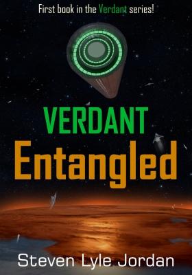Verdant Entangled cover