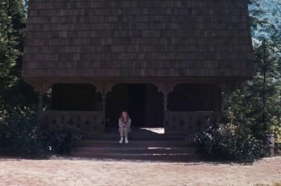 Wanda at the cabin